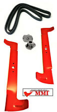 Premium MMT Messer Set Zahnriemen  Honda HF2213 HF2216 HF2218 HF2220 HF2417