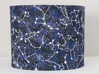 Handmade Space Glow in Dark Star Constellations Lampshade Lightshade Nursery