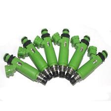 6X Denso fuel injector 195500-3170 for 1998-2003 MITSUBISHI MONTERO Sport 3.0 V6