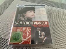 Lion Feuchtwanger (DDR-TV-Archiv) 5 DVDs Literaturverfilmung Sehr Gut