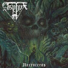 ASPHYX - Necroceros CD, NEU