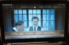 The Kings Speech (DVD, 2011) Colin Firth DVD ONLY SLIM CD/DVD STORAGE CASE