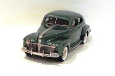 BROOKLIN 1941 PONTIAC STREAMLINER TORPEDO SEDAN COUPE BRK 206