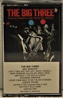 THE BIG 3 - Coleman Hawkins, Lester Young, Ben Webster  Cassette FWT40950