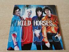 THE ROLLING STONES wild horses ISRAELI PROMO  CD carton box UK