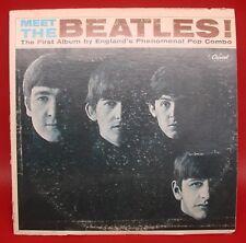 The Beatles - Meet The Beatles! T-2047 2nd Pressing Scranton Label
