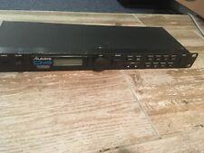 alesis d4 drum module - good condition, no power supply