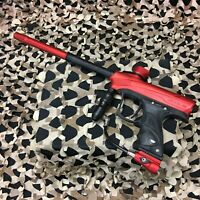 *USED* Dye Proto Maxxed Rize Paintball Marker - Red/Black