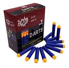 EKIND 100pcs Design TPR Waffles Soft Head Foam Darts For Nerf Elite Toy Gun New