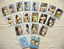 Playing cards Darya