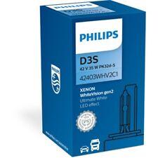 PHILIPS Xenon WhiteVision gen2 D3S 42V 35W PK32d-5 Glühlampe - 42403WHV2C1