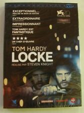 DVD LOCKE - Tom HARDY - Steven KNIGHT - NEUF