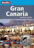 Gran Canaria Berlitz Pocket Guide (Berlitz Pocket Guides) by Berlitz, Good Used
