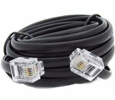 3M, RJ11 a RJ11 Cable, Cable de línea telefónica módem de fax, banda ancha ADSL Router de plomo