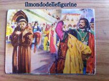 Figurina N. 120 - I GRANDI DELLA STORIA - Conversione di S. Francesco