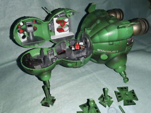 Red Dwarf Starbug playset electronic toy SPARES REPAIR