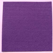Feutrine VIOLET plaque 29x29cm épaisse 3mm Feutre tissu DIY loisirs créatifs