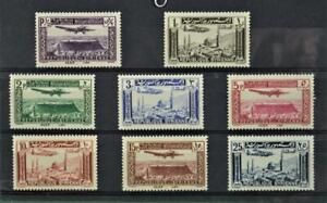 SYRIA STAMPS AIRMAIL SET OF 8  H/M  (K4)