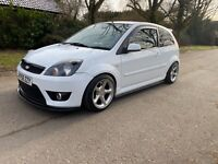 Ford Fiesta st Show Car