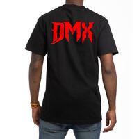 DMX Ruff Ryders Red Black T-Shirt (S-XL) RIP