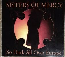 The Sisters of Mercy So Dark All Over Europe 3 CD