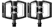 Crank Brothers Mallet DH Black or Red Clipless Bike DH Pedals & Cleats CrankBros