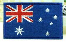 New Australian Australia Aussie OZ National Flag Embroidered Iron Sew On Patch