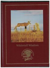 NORTH-AMERICAN-HUNTING-CLUB BOOK ( WHITETAIL WISDOM ) 2005