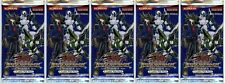 YuGiOh! Duelist Pack Yusei 3 UNL Edition New and Sealed YuGiOh Booster Pack x5