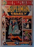 Superman Family #168 DC 1974 FN/VF Bronze Age Comic Book 1st Print