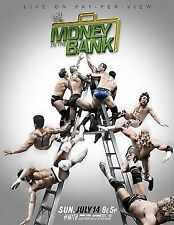 WWE - Money In The Bank 2013 (DVD, 2013)