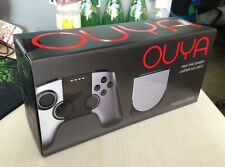 New Sealed Silver OUYA 8GB Game Console - Free 16gb USB Disk - Free Games!