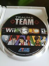 Trauma Team ( Nintendo Wii, 2009 )