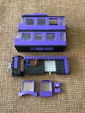 Lego Knight Bus 3695 Harry Potter Pieces Parts Lot Purple Black Free Shipping