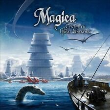 Magica - Center Of The Great Unknown [CD New]