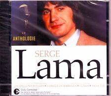 """Serge LAMA """"Anthologie"""" (CD) 2003 -NEW / NEUF-"""