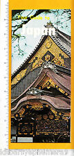 6878 Japan Tourist Association 1961 booklet, Osaka Castle, Phoenix Hall tourism