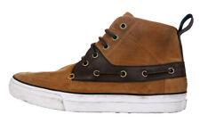 Tommy Hilfiger Smith 6 B Herren Leder Schuhe Boots Sneaker Braun NEU 42