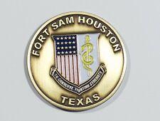 Challenge coin Fort Sam Houston Soldier Medic