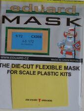 Eduard Máscara de dosel 1/72 CX008 para los kits de Italeri A-6 intruso