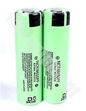 Panasonic NCR18650PF 10A High Drain Hybrid Li-ion 2900mAh Battery x2