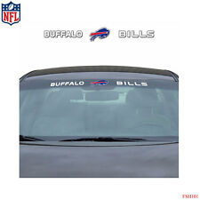 Brand New NFL Buffalo Bills Car Truck SUV Windshield Window Decal Sticker