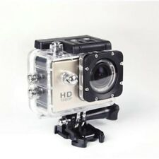 HD 1080P Sports Action Camera 16MP Wide-Angle Waterproof Car Bike Helmet Diving