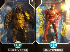 McFARLANETOYS DC MULTIVERSE THE FLASH AND GORILLA GRODD TOGETHER