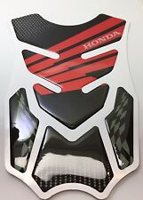 Resin Motorbike Motorcycle Tank Pad Protector Honda Hornet cb600 VTR VFR etc