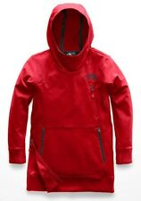 Boys The North Face Kids Tekno Pullover Hoodie S (7/8) Red NWT $85 MSRP