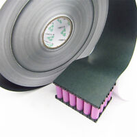 1m 120mm 18650 Battery Insulation Gasket Paper Li-ion Cell InsulatingPatchPad ..