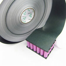 1m 120mm 18650 Battery Insulation Gasket Pape Li-ion Cell Insulating Patch Pad H