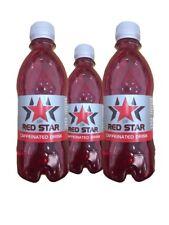 UK Red Star High Caffeine pre workout Drink 330ml x 24 Bottles
