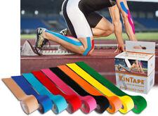 Kinesiologie Tape 5cm x 5m Sporttape Physiotherapie Reha Sport Kinesiology KK